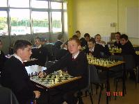 Chess at Lunchtime