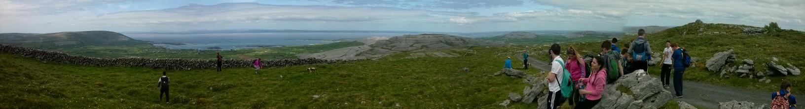 Burren Panorama