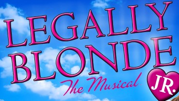 Legally Blonde <sup>Jnr</sup> Backstage Pictures