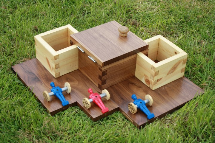 Junior Certificate Woodwork Projects