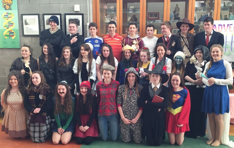 Fictional Characters Day